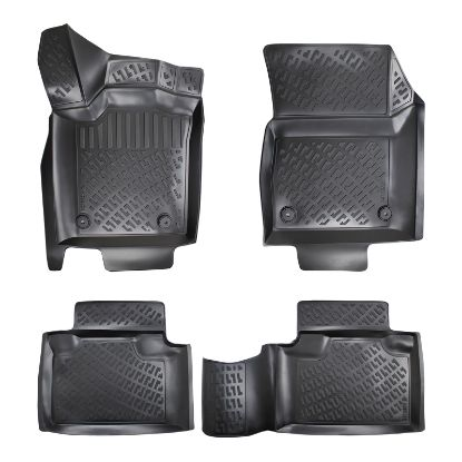 Picture of Jeep Grand Cherokee Custom-Fit Floor Mat 2013-2021